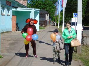 """01.06 - """"День защиты детей"""""""