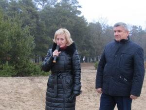 В Сясьстрое открыли новую площадку для отдыха