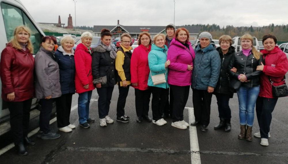 Путешествие в Рускеалу